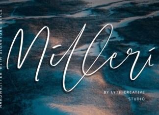 Milleri Font