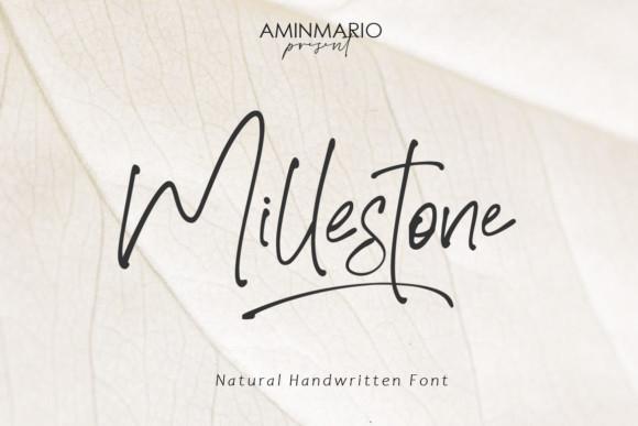 Millestone Font