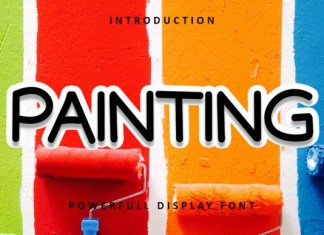 Painting Font