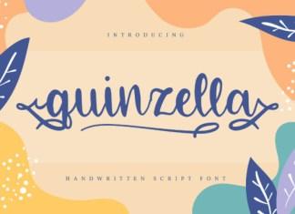 Quinzella Font