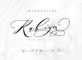 Rabiya Font