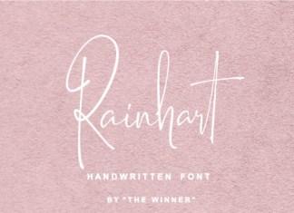 Rainhart Font