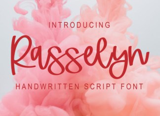 Rasselyn Font