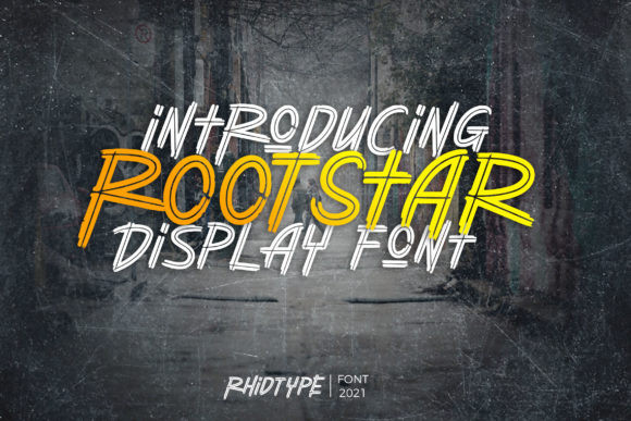 Rootstar Font