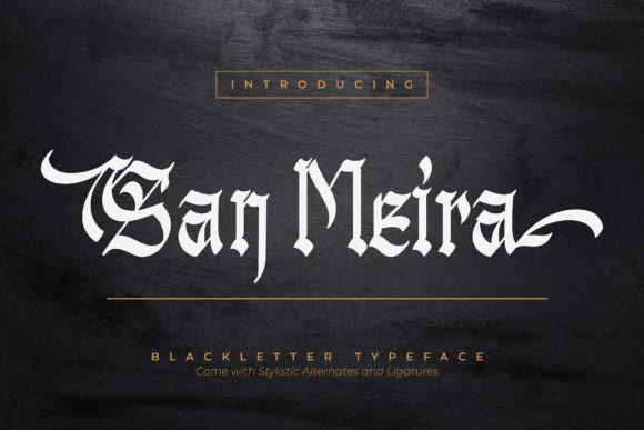 San Meira Font
