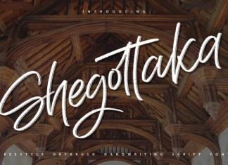 Shegottaka Font