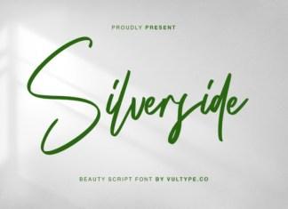Silverside Font
