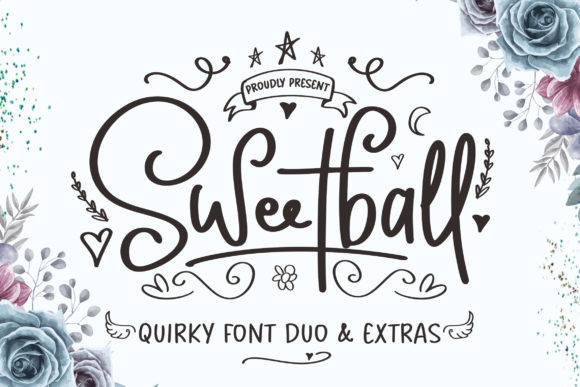 Sweetball Font