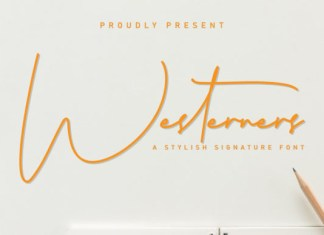 Westerners Font