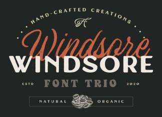 Windsore Font