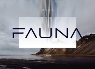 Fauna Font
