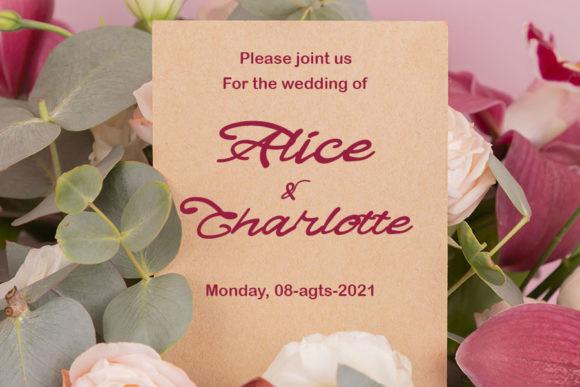 Alice Charlotte Font