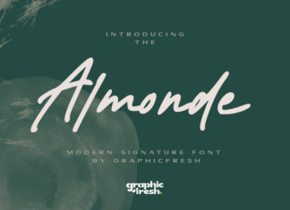 Almonde Font