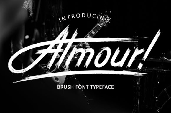 Almour! Font