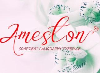 Ameston Font