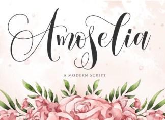 Amoselia Font