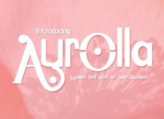 Aurolla Font
