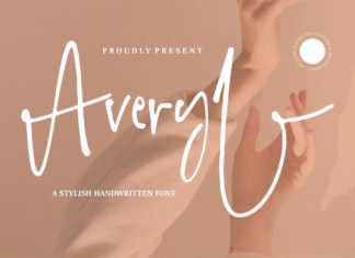 Averyl Font