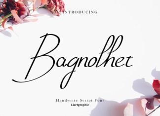 Bagnolhet Font