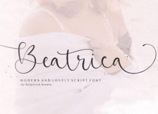 Beatrica Font