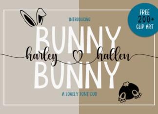 Bunny Harleyhellen Font