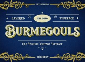 Burmegouls Font