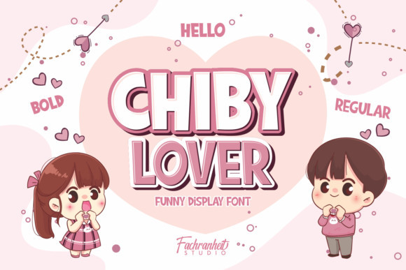 Chiby Lover Font