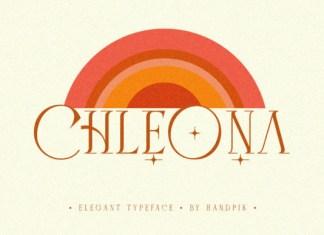 Chleona Font