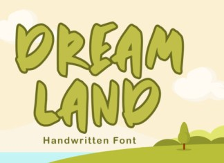 Dream Land Font