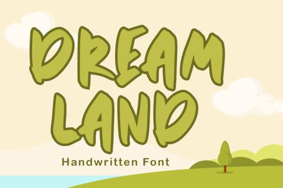 Dream Land Font