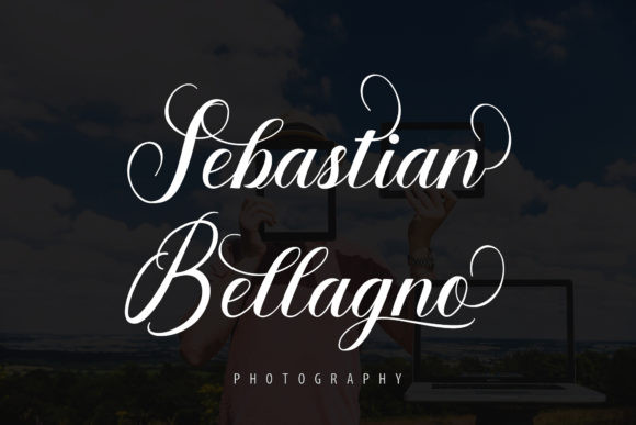 Eleganta Signaturo Font