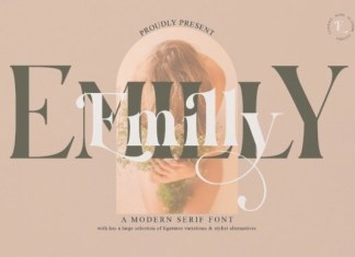 Emilly Font
