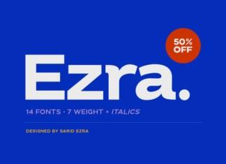 Ezra Font