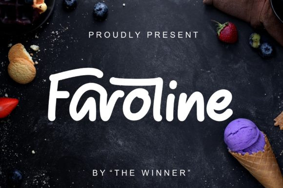 Faroline Font