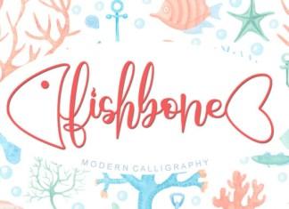 Fishbone Font