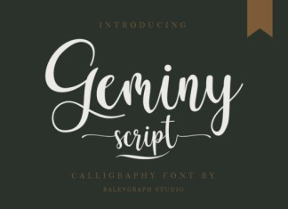 Geminy Font