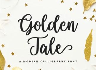 Golden Tale Font