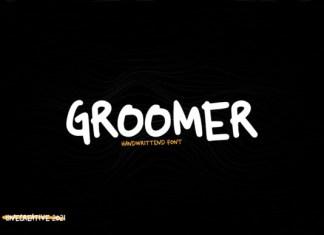 Groomer Font