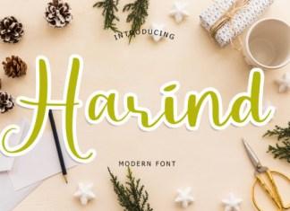 Harind Font