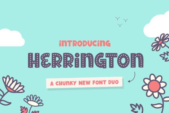 Herrington Font