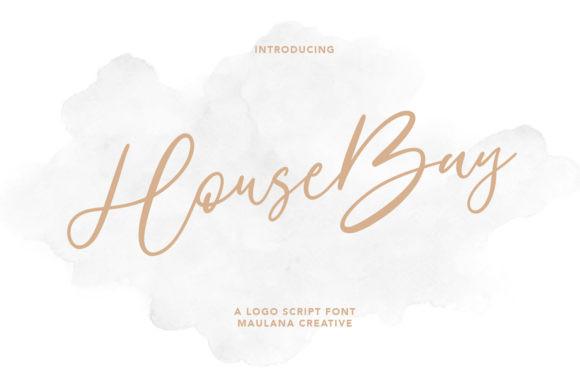 HouseBay Font