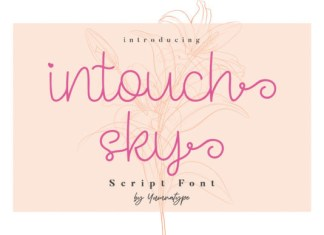 Intouch Font