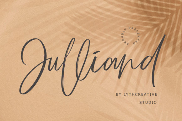 Julliand Font