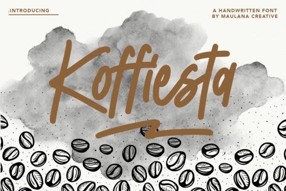 Koffiesta Font