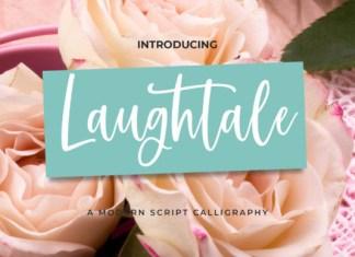 Laughtale Font