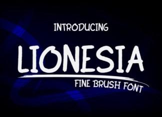 Lionesia Font