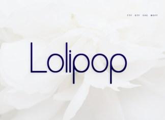 Lolipop Font