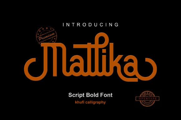 Mallika Font
