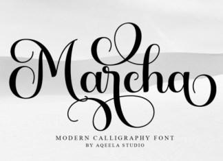 Marcha Font