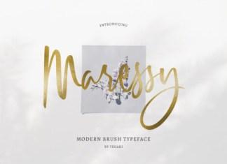Maressy Font